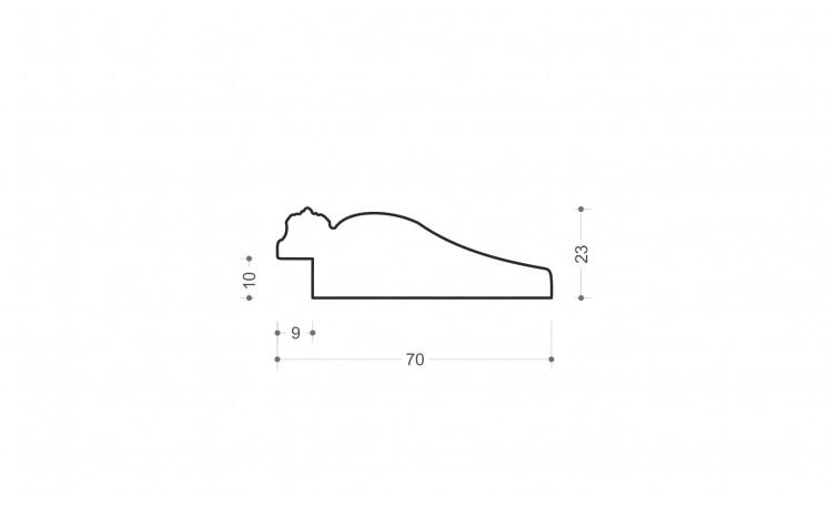 Profil sintetic 2340-37L